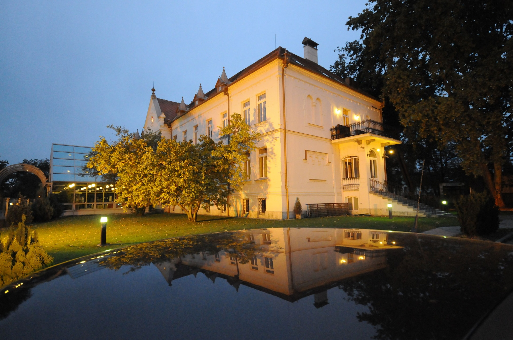 City Partner Park Hotel Pelikan, Szombathely