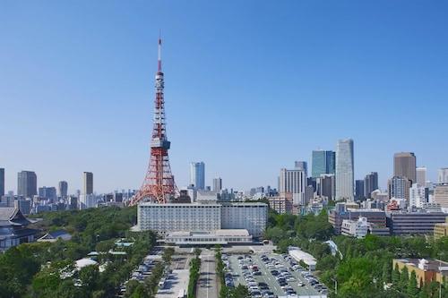 Tokio - Tokyo Prince Hotel - z Warszawy, 22 kwietnia 2021, 3 noce