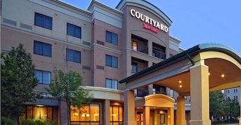 Hotel - Courtyard by Marriott Mississauga - Airport Corporate Centre West
