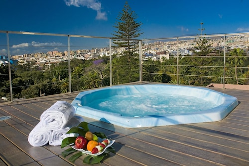 Santa Cruz de Tenerife - Hotel Taburiente - z Katowic, 22 kwietnia 2021, 3 noce