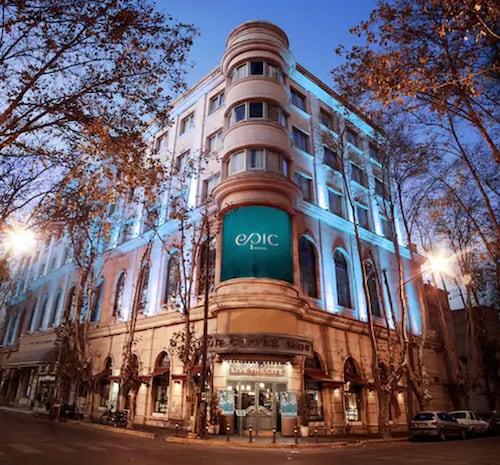 . Epic Hotel Villa Mercedes