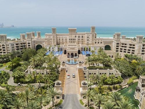 Dubaj - Jumeirah Al Qasr - z Warszawy, 1 kwietnia 2021, 3 noce