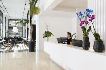 ホテル プエルタ アメリカ