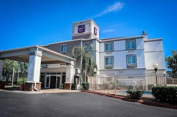 奧卡拉/貝爾維尤斯利普套房飯店 Sleep Inn and Suites - Ocala / Belleview