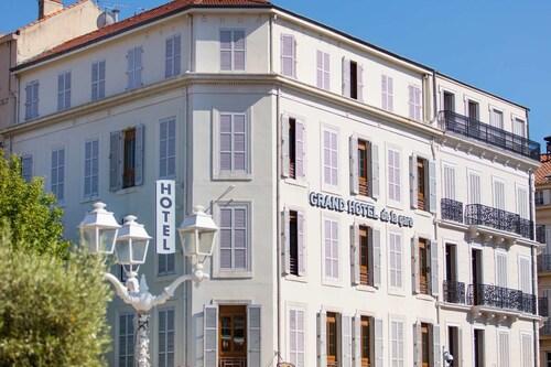 Hotel The OriginalsToulon Grand Hôtel de la Gare (ex Inter-Hotel), Var