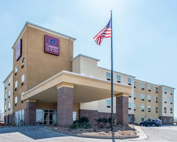Hotel - Comfort Suites Columbia - University Area