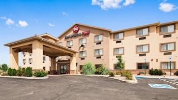 貝斯特韋斯特普拉斯鷹嶺套房飯店 Best Western Plus Eagleridge Inn & Suites