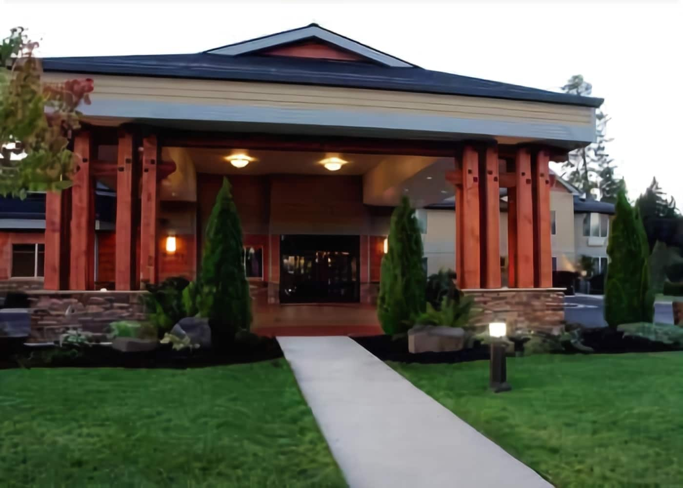 Best Western Plus Snowcap Lodge, Kittitas