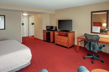 Room, 1 King Bed, Accessible, Bathtub (Hearing)