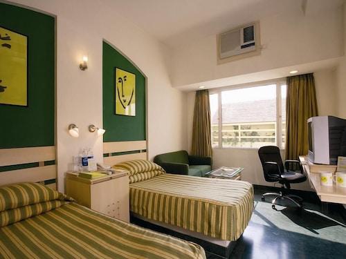 Gurgaon - Lemon Tree Hotel, Udyog Vihar, Gurugram - ze Szczecina, 2 kwietnia 2021, 3 noce
