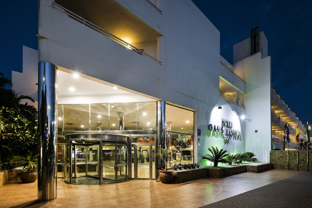베스트 오아시스 트로피칼(Best Oasis Tropical) Hotel Image 32 - Hotel Entrance
