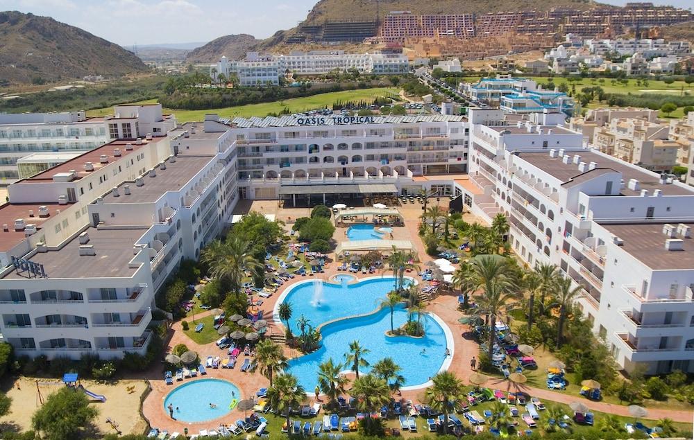 베스트 오아시스 트로피칼(Best Oasis Tropical) Hotel Image 35 - Terrace/Patio