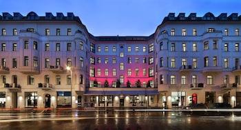 柏林-米特魯卡斯 11 號飯店 Lux 11 Berlin Mitte