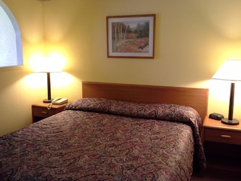 Economy Room, 1 King Bed, Non Smoking
