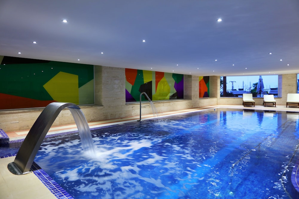 이베로스타 스위트 호텔 하르딘 델 솔 - 어른 전용(Iberostar Suites Hotel Jardín del Sol – Adults Only) Hotel Image 22 - Indoor Pool