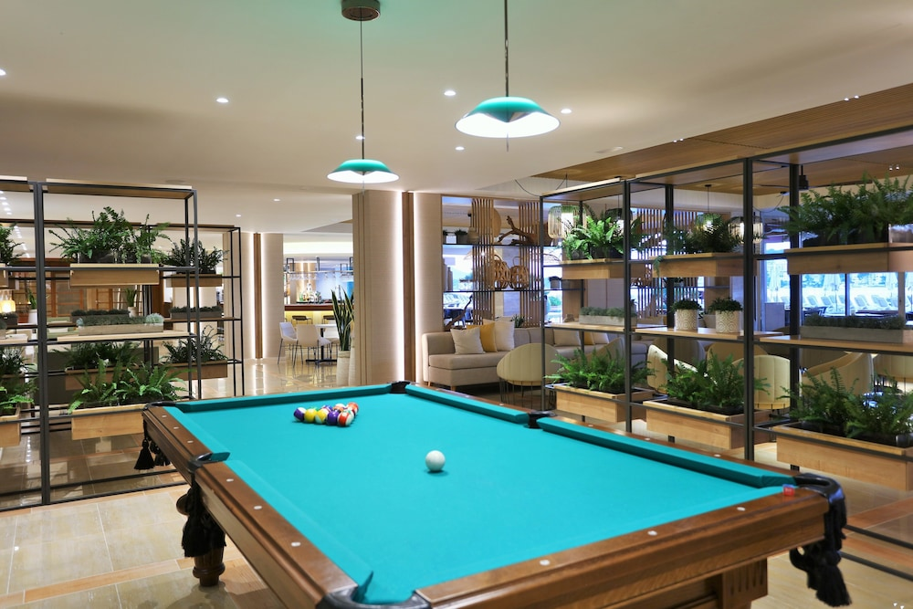 이베로스타 스위트 호텔 하르딘 델 솔 - 어른 전용(Iberostar Suites Hotel Jardín del Sol – Adults Only) Hotel Image 40 - Billiards