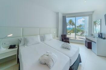 Double Room, Balcony, Partial Sea View (Swim Up)