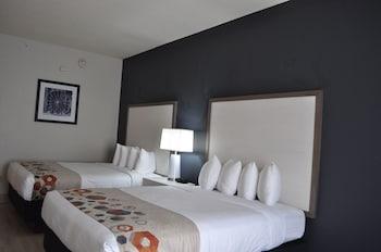 Standard Room, 2 Queen Beds, Non Smoking, Microwave (Oversized Room)