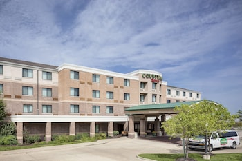 Hotel - Courtyard by Marriott Columbia Missouri