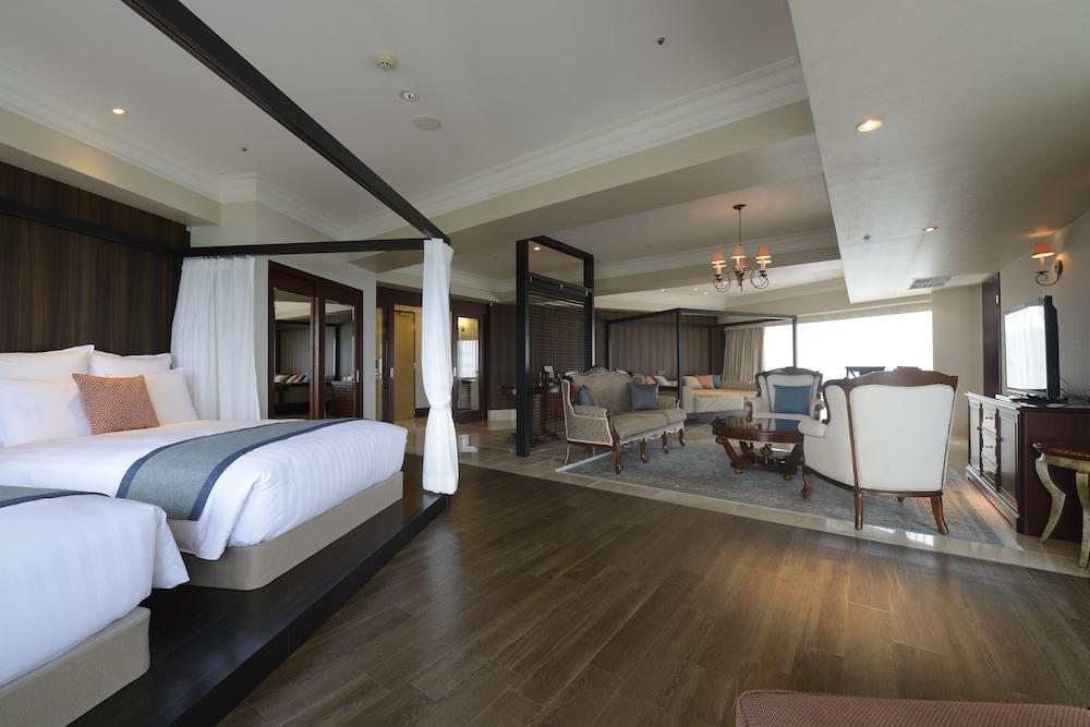 오키나와 매리어트 리조트 앤드 스파(Okinawa Marriott Resort & Spa) Hotel Image 12 - Guestroom