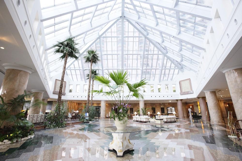 오키나와 매리어트 리조트 앤드 스파(Okinawa Marriott Resort & Spa) Hotel Image 2 - Lobby