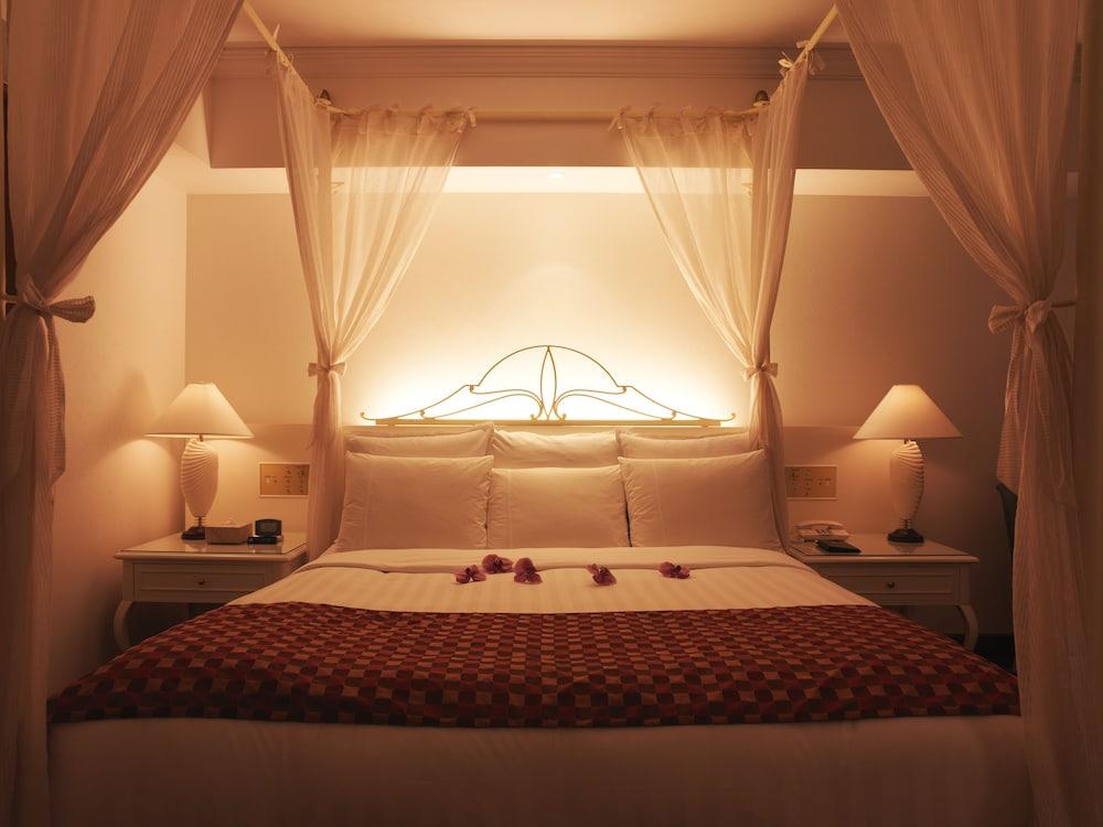오키나와 매리어트 리조트 앤드 스파(Okinawa Marriott Resort & Spa) Hotel Image 9 - Guestroom