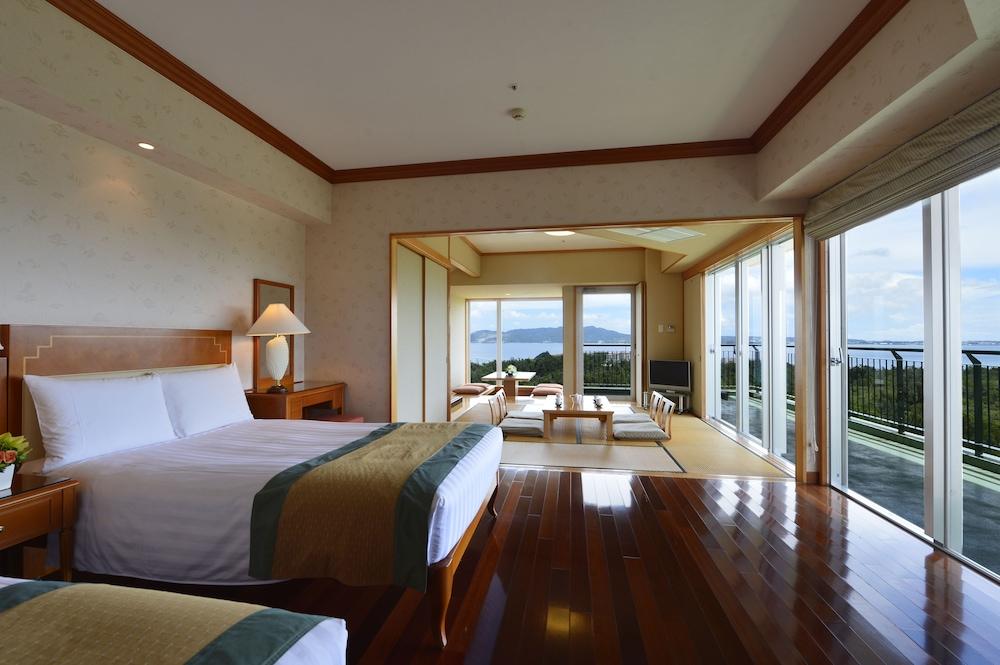 오키나와 매리어트 리조트 앤드 스파(Okinawa Marriott Resort & Spa) Hotel Image 19 - Guestroom