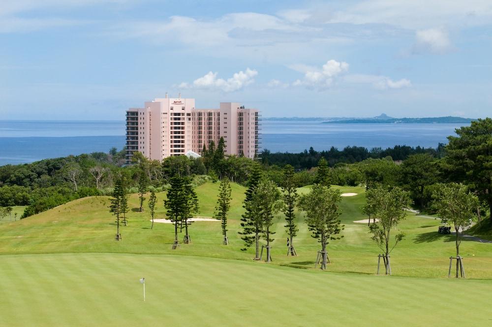 오키나와 매리어트 리조트 앤드 스파(Okinawa Marriott Resort & Spa) Hotel Image 154 - Hotel Front