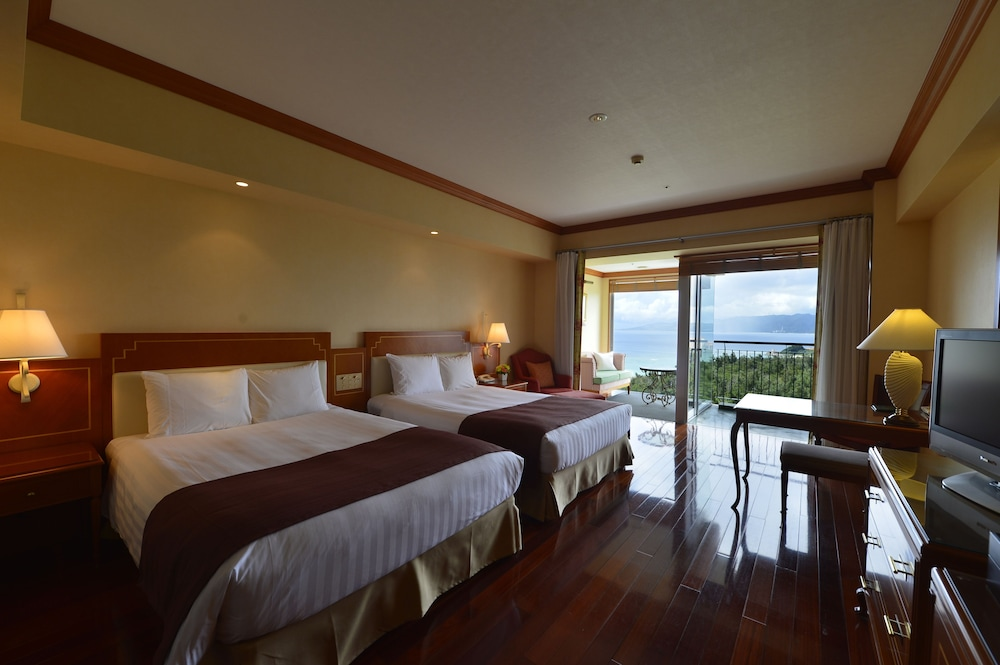 오키나와 매리어트 리조트 앤드 스파(Okinawa Marriott Resort & Spa) Hotel Image 6 - Guestroom