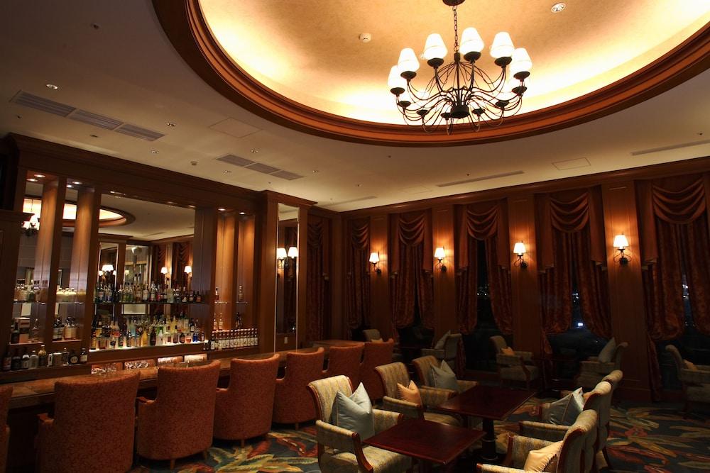 오키나와 매리어트 리조트 앤드 스파(Okinawa Marriott Resort & Spa) Hotel Image 140 - Hotel Bar