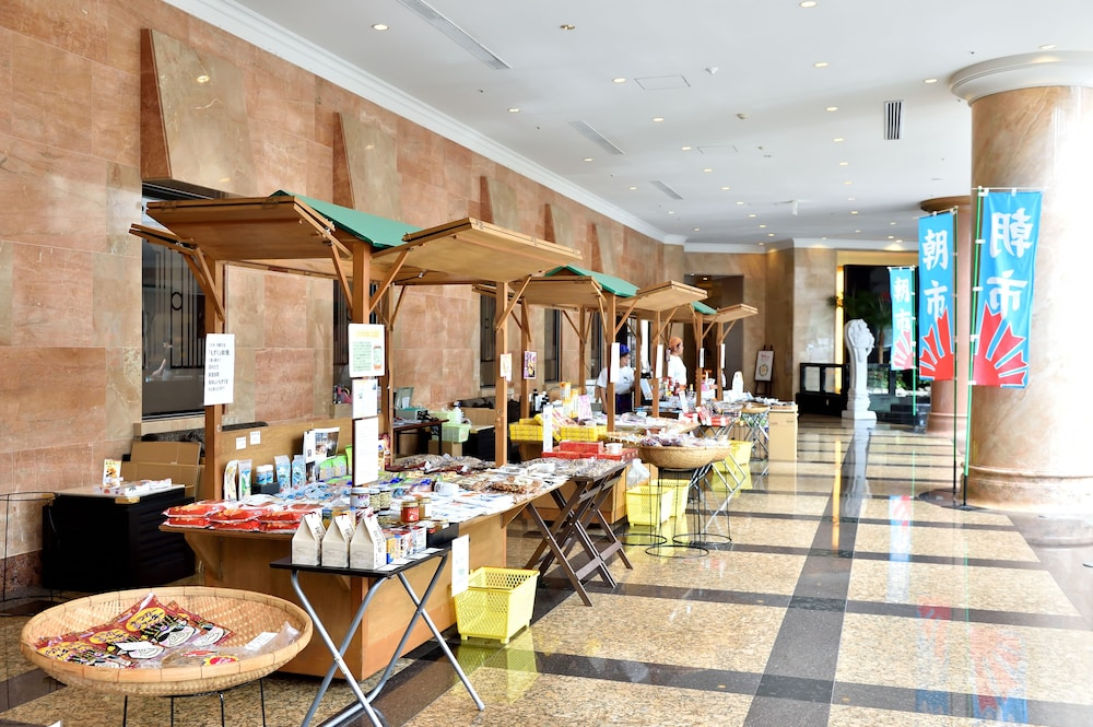 오키나와 매리어트 리조트 앤드 스파(Okinawa Marriott Resort & Spa) Hotel Image 98 - Property Amenity