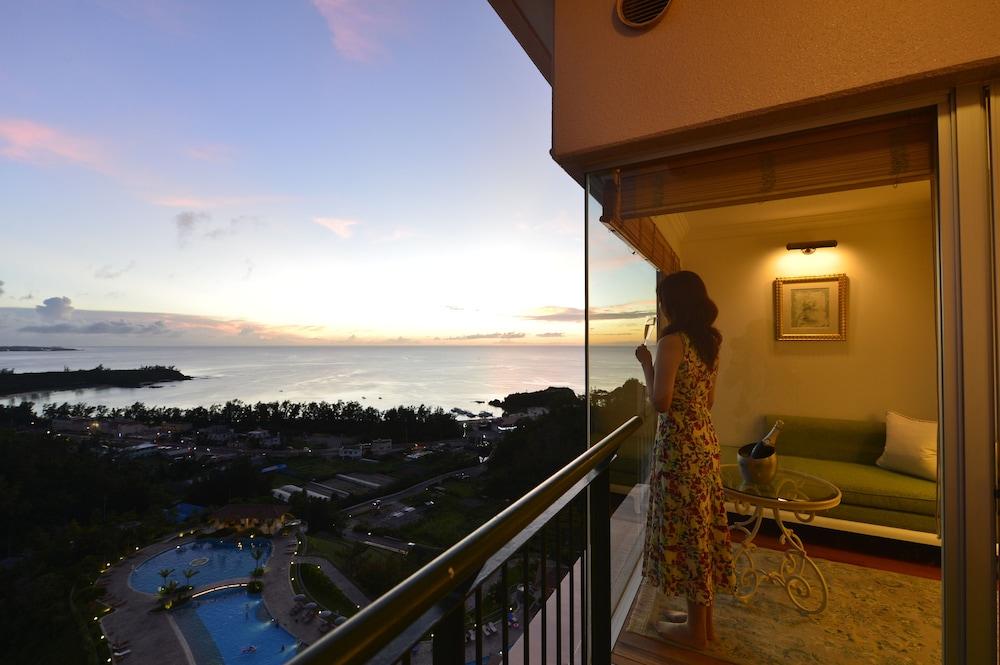 오키나와 매리어트 리조트 앤드 스파(Okinawa Marriott Resort & Spa) Hotel Image 24 - Guestroom View
