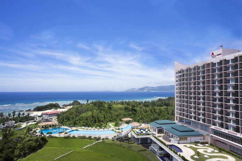 오키나와 매리어트 리조트 앤드 스파(Okinawa Marriott Resort & Spa) Hotel Image 158 - Hotel Front