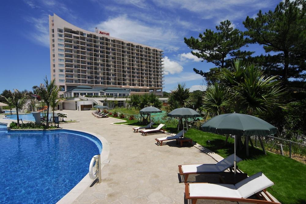 오키나와 매리어트 리조트 앤드 스파(Okinawa Marriott Resort & Spa) Hotel Image 157 - Hotel Front