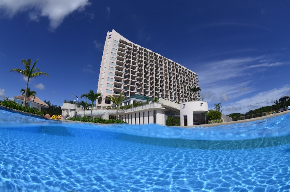 오키나와 매리어트 리조트 앤드 스파(Okinawa Marriott Resort & Spa) Hotel Image 171 - Hotel Front