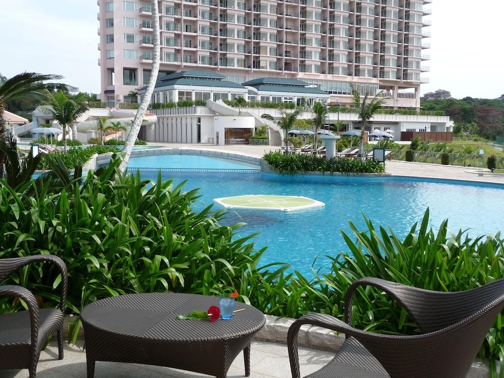 오키나와 매리어트 리조트 앤드 스파(Okinawa Marriott Resort & Spa) Hotel Image 145 - Poolside Bar