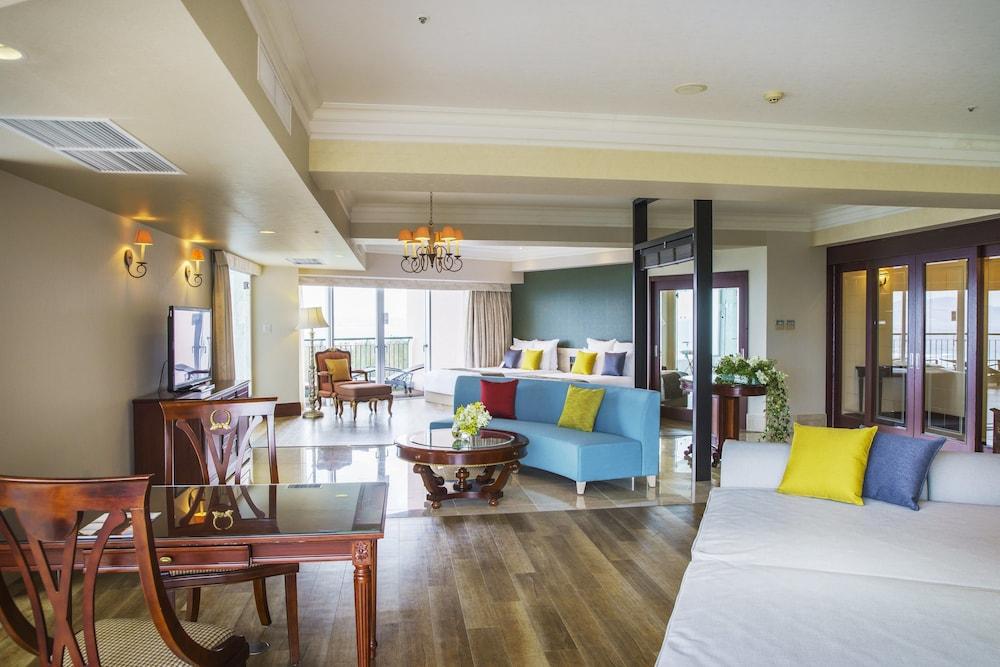오키나와 매리어트 리조트 앤드 스파(Okinawa Marriott Resort & Spa) Hotel Image 15 - Guestroom