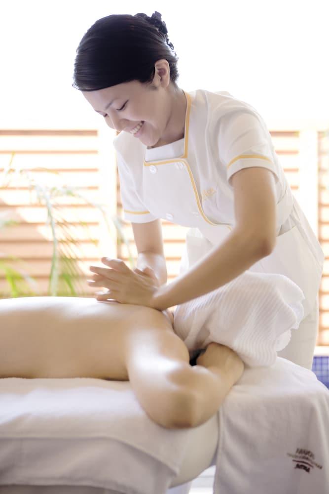 오키나와 매리어트 리조트 앤드 스파(Okinawa Marriott Resort & Spa) Hotel Image 98 - Spa Treatment