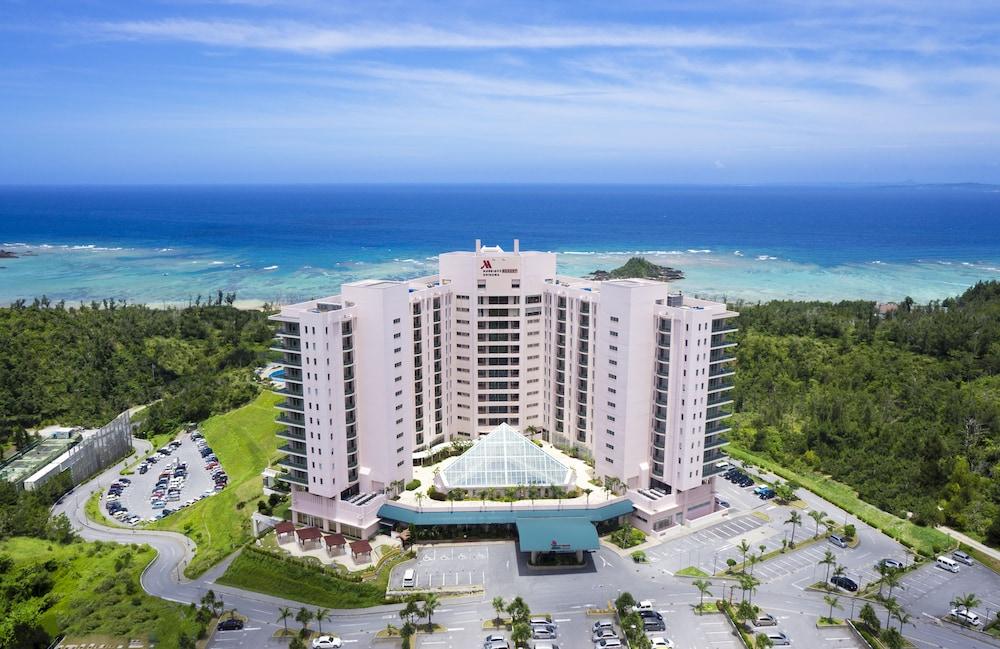오키나와 매리어트 리조트 앤드 스파(Okinawa Marriott Resort & Spa) Hotel Image 170 - Hotel Front