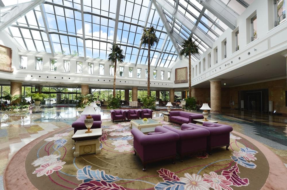 오키나와 매리어트 리조트 앤드 스파(Okinawa Marriott Resort & Spa) Hotel Image 1 - Lobby