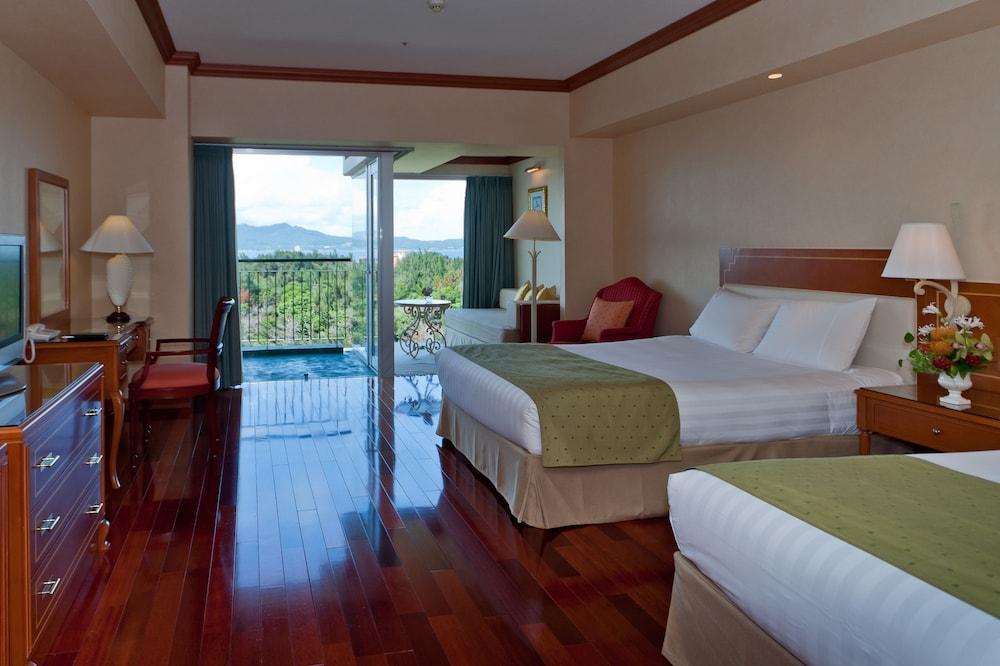 오키나와 매리어트 리조트 앤드 스파(Okinawa Marriott Resort & Spa) Hotel Image 5 - Guestroom