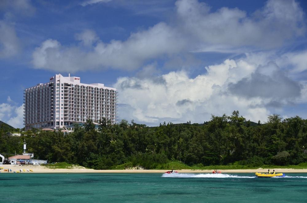 오키나와 매리어트 리조트 앤드 스파(Okinawa Marriott Resort & Spa) Hotel Image 156 - Hotel Front