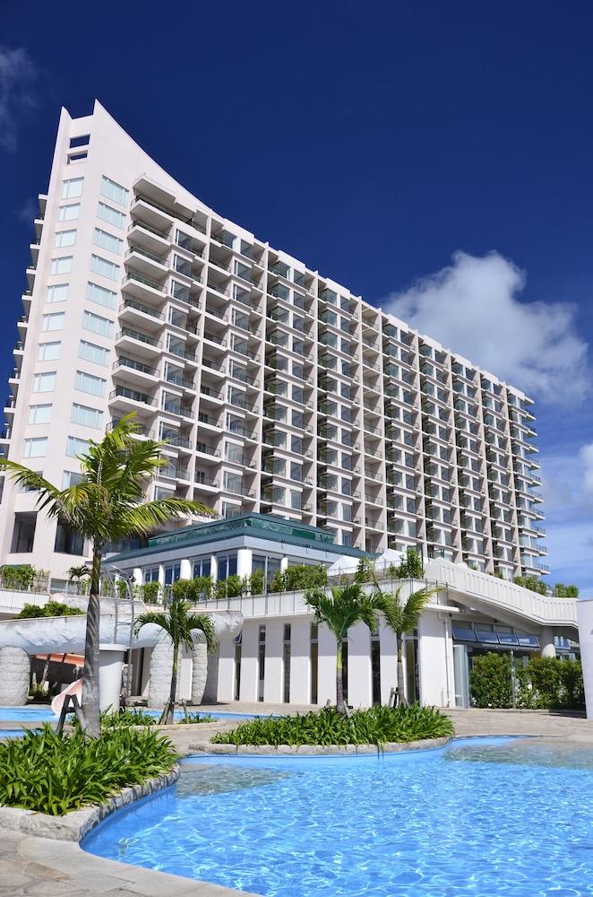 오키나와 매리어트 리조트 앤드 스파(Okinawa Marriott Resort & Spa) Hotel Image 155 - Hotel Front