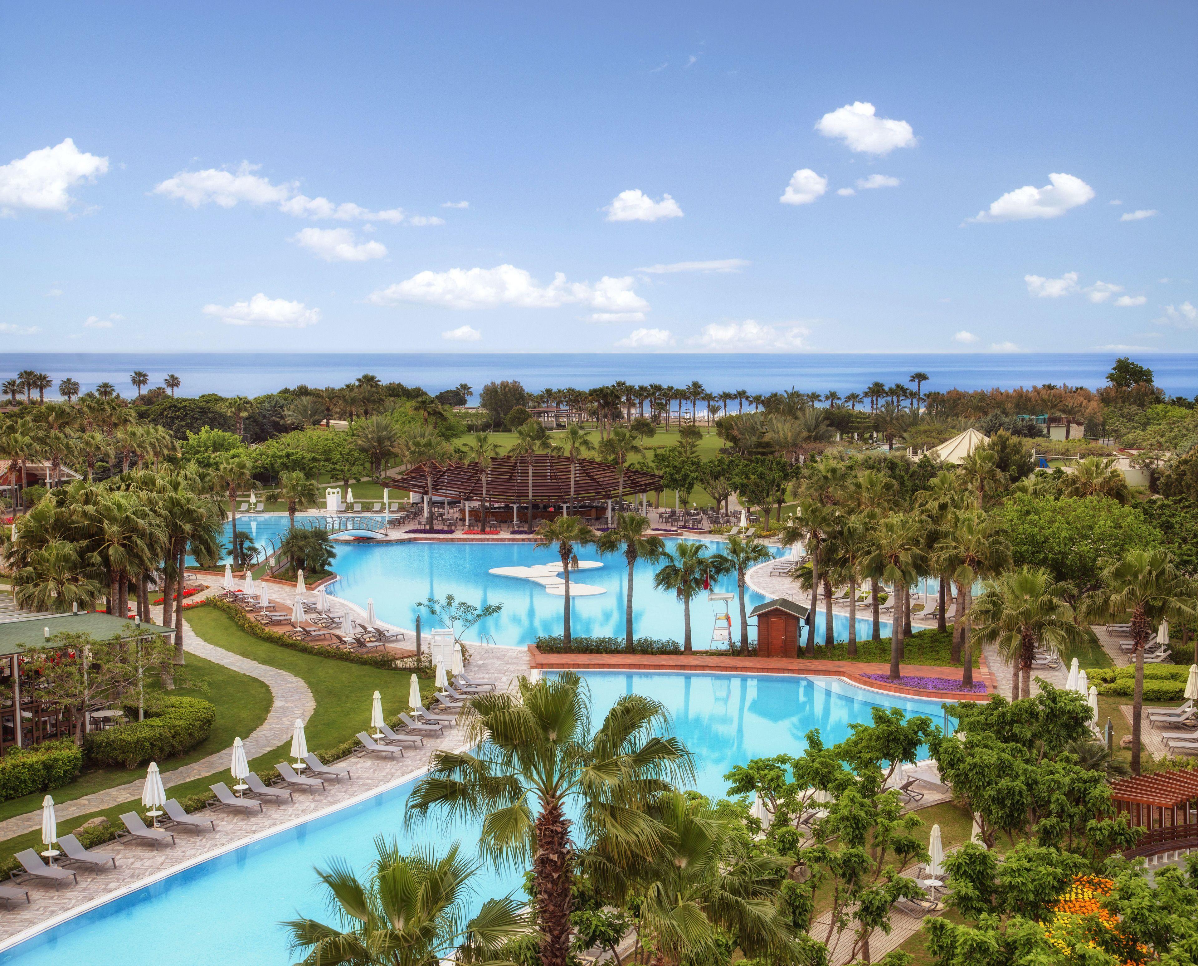 Barut Lara Resort Spa & Suites