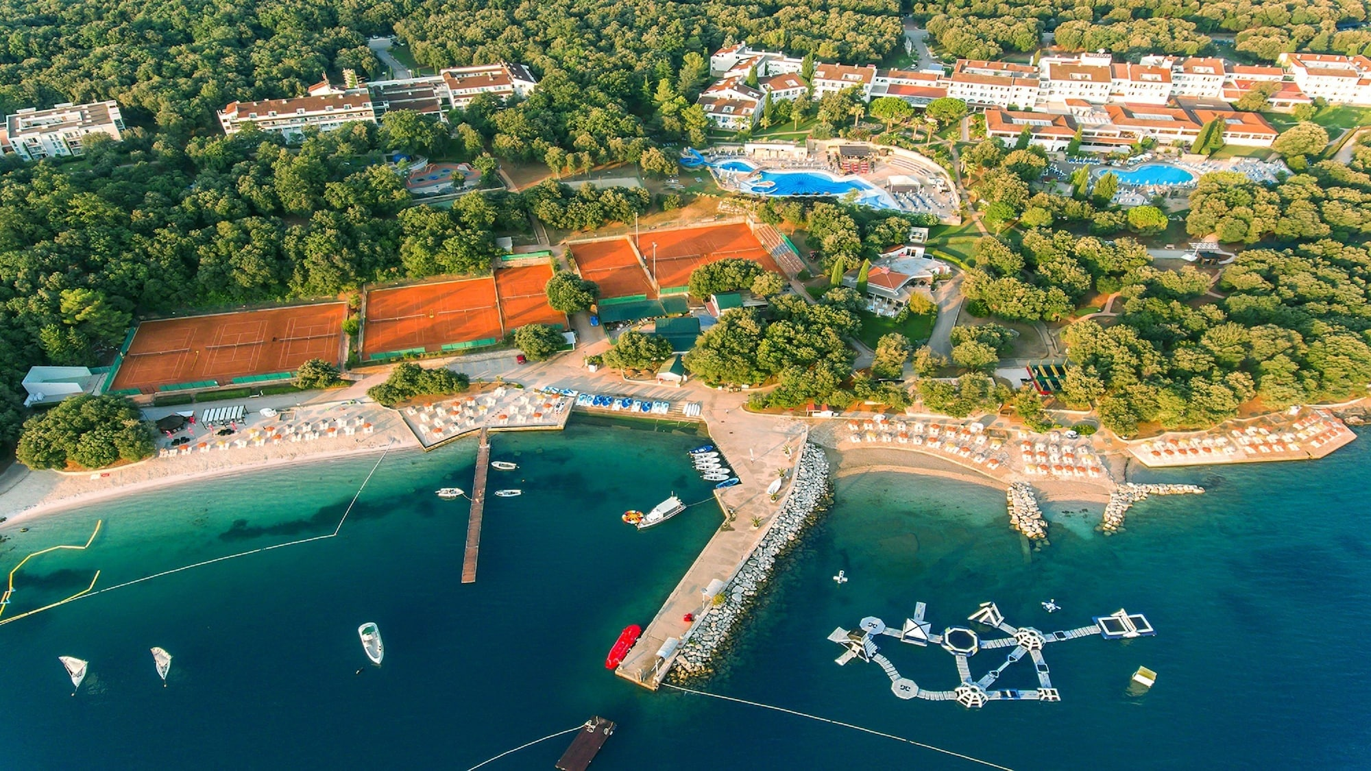 Valamar Tamaris Resort, Poreč