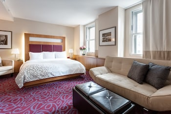 Guestroom at Renaissance New York Hotel 57 in New York