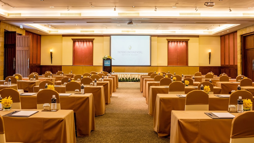 인터콘티넨탈 파타야 리조트(InterContinental Pattaya Resort) Hotel Image 49 - Meeting Facility