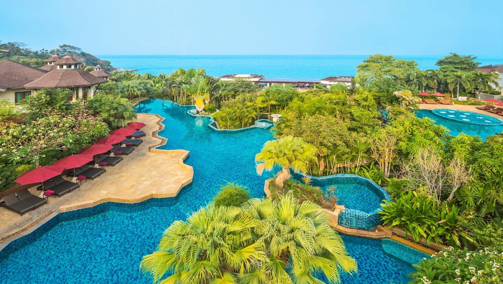 인터콘티넨탈 파타야 리조트(InterContinental Pattaya Resort) Hotel Image 26 - Outdoor Pool