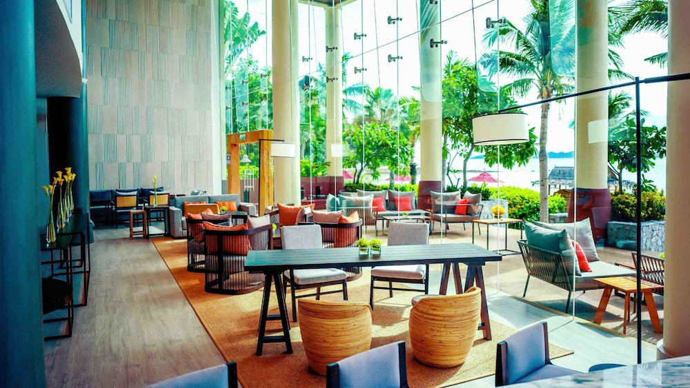 인터콘티넨탈 파타야 리조트(InterContinental Pattaya Resort) Hotel Image 46 - Hotel Bar