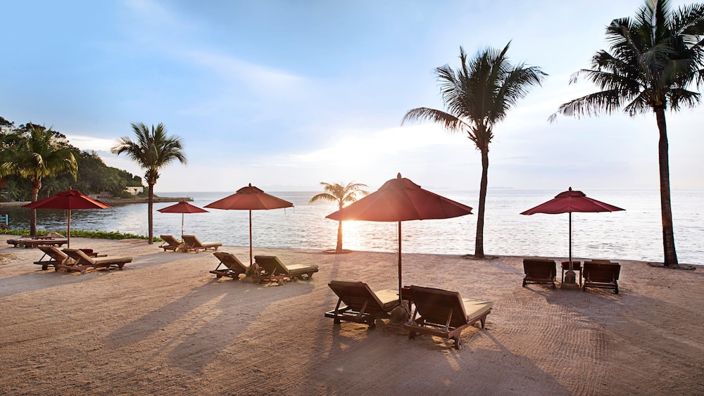 인터콘티넨탈 파타야 리조트(InterContinental Pattaya Resort) Hotel Image 49 - Beach